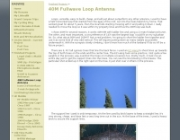 40M Fullwave Loop Antenna