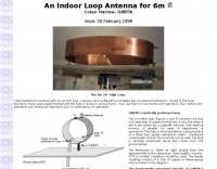 Loop Antenna for 6m