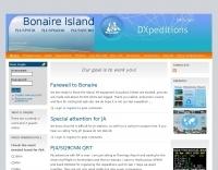 PJ4 Bonaire Islands