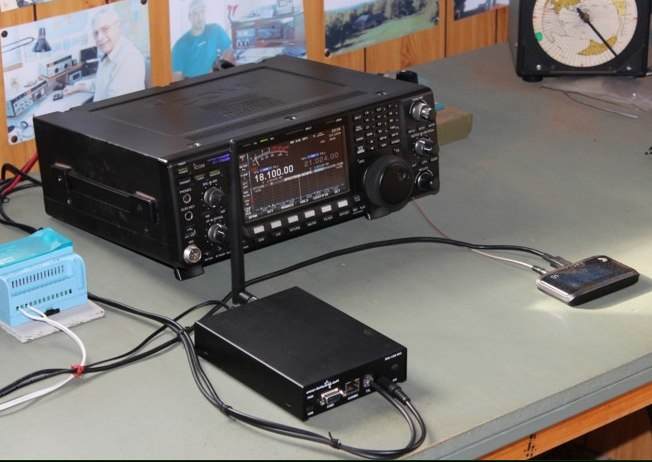 VK5SW Remote Operations