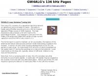 GW4ALG - 136 kHz Pages