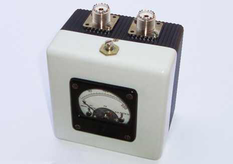An adjustable RF Ammeter