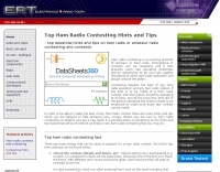 Contesting Hints and Tips