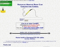 Kenwood PG-5A cable