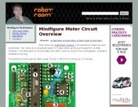 DXZone Homemade resistance measurement meter