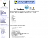 DXZone RF Toolbox