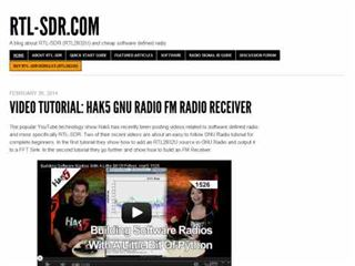 rtl-sdr.com  A blog about RTL-SDR
