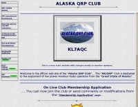 DXZone Alaska QRP Club