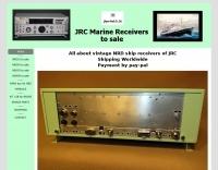 DXZone NAVY Receivers JRC