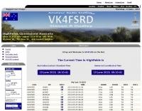 VK4FSRD on the Net