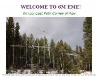 EME on 50MHz
