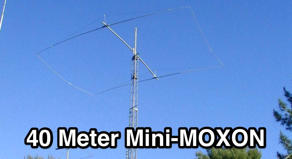 40 Meter Moxon Resource Detail The Dxzone Com