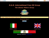 RAB International DX Group