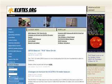 KC0TKS QRSS Beacon