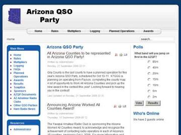 DXZone Arizona QSO Party