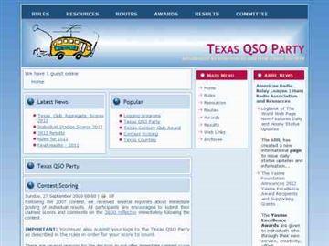 DXZone Texas QSO Party