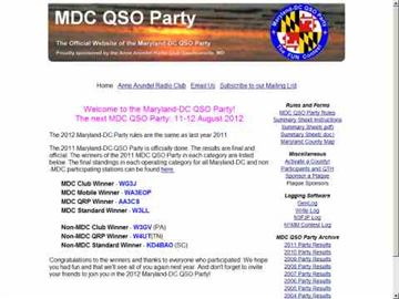 Maryland QSO PARTY