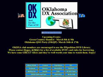 DXZone Oklahoma QSO Party