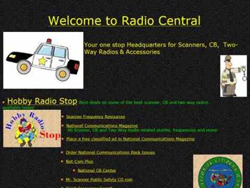 Family Radio Services (FRS) Frequencies