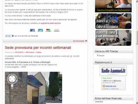 DXZone ARI Firenze