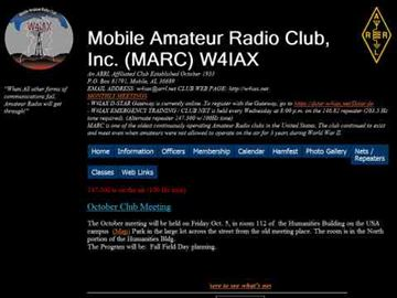 W4IAX Mobile Amateur Radio Club, Inc.