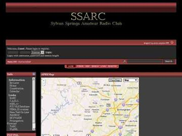 Sylvan Springs Amateur Radio Club