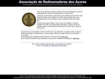 DXZone ARA -  Association of Amateur Azores