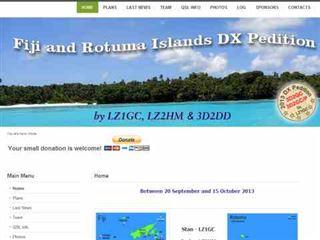 DXZone 3D2GC Rotuma Islands