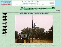 Joby's Rhombic Ranch