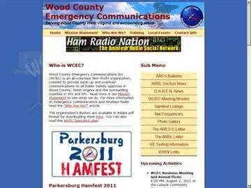 DXZone Wood County Emergency Communications