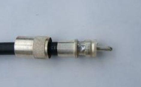 Soldering PL-259