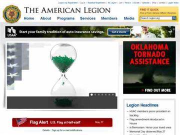 DXZone The American Legion Amateur Radio Club