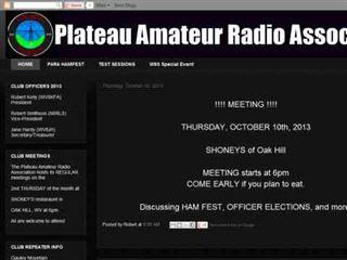 Plateau Amateur Radio Association