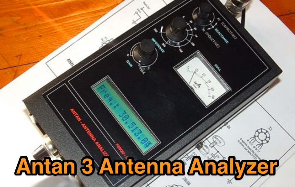 Antan 3 Antenna Analyzer