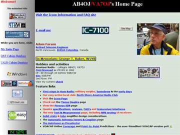 DXZone IC-7600 comparison