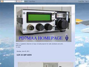PD7MAA Antenna analyzer