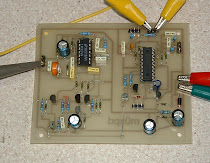 DXZone The m0xpd keyer