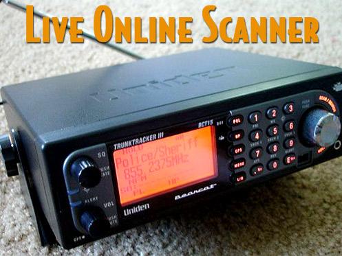 Red Bluff Live Online Scanner