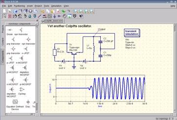 The Quite Universal Circuit Simulator