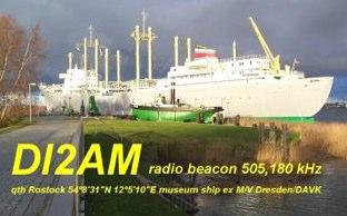DI2AM 505 kHz Beacon