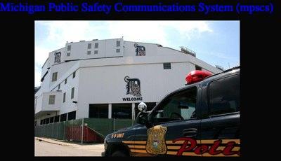 DXZone Detroit Live Police Scanner