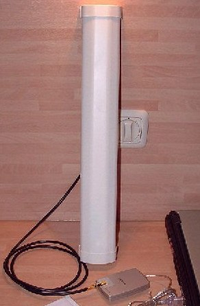 Sector Antenna for Wifi