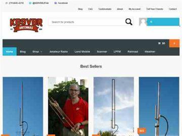 VHF/UHF Antenna mounting