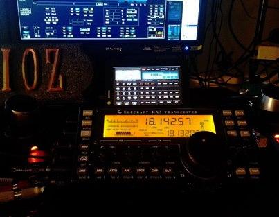 Elecraft KX3 as SDR