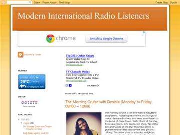 DXZone Modern International Radio Listeners