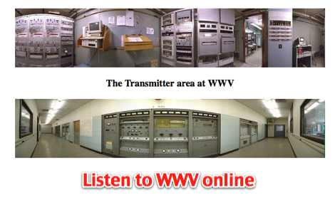 Listen to WWV online - Resource Detail - The DXZone com