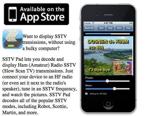 SSTV for iOS