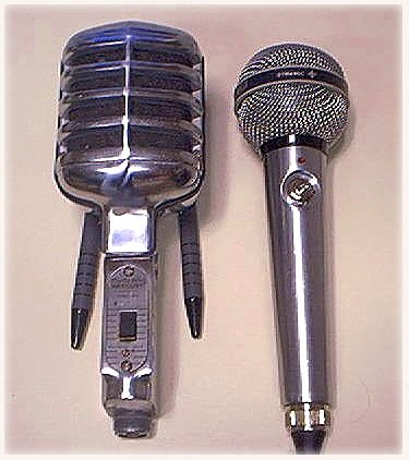 Mic Tips for the IC-706