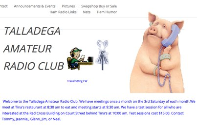 Talladega Amateur Radio Club