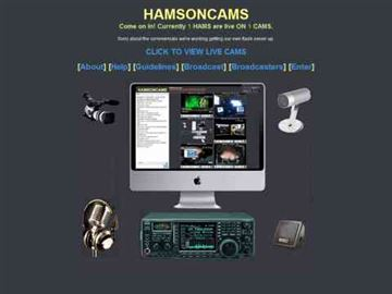 HamsOnCams live International HF